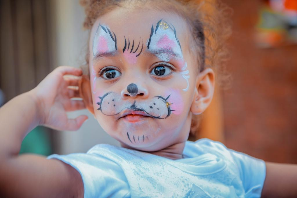 Face Painting at the Cape Codder Resort & Spa