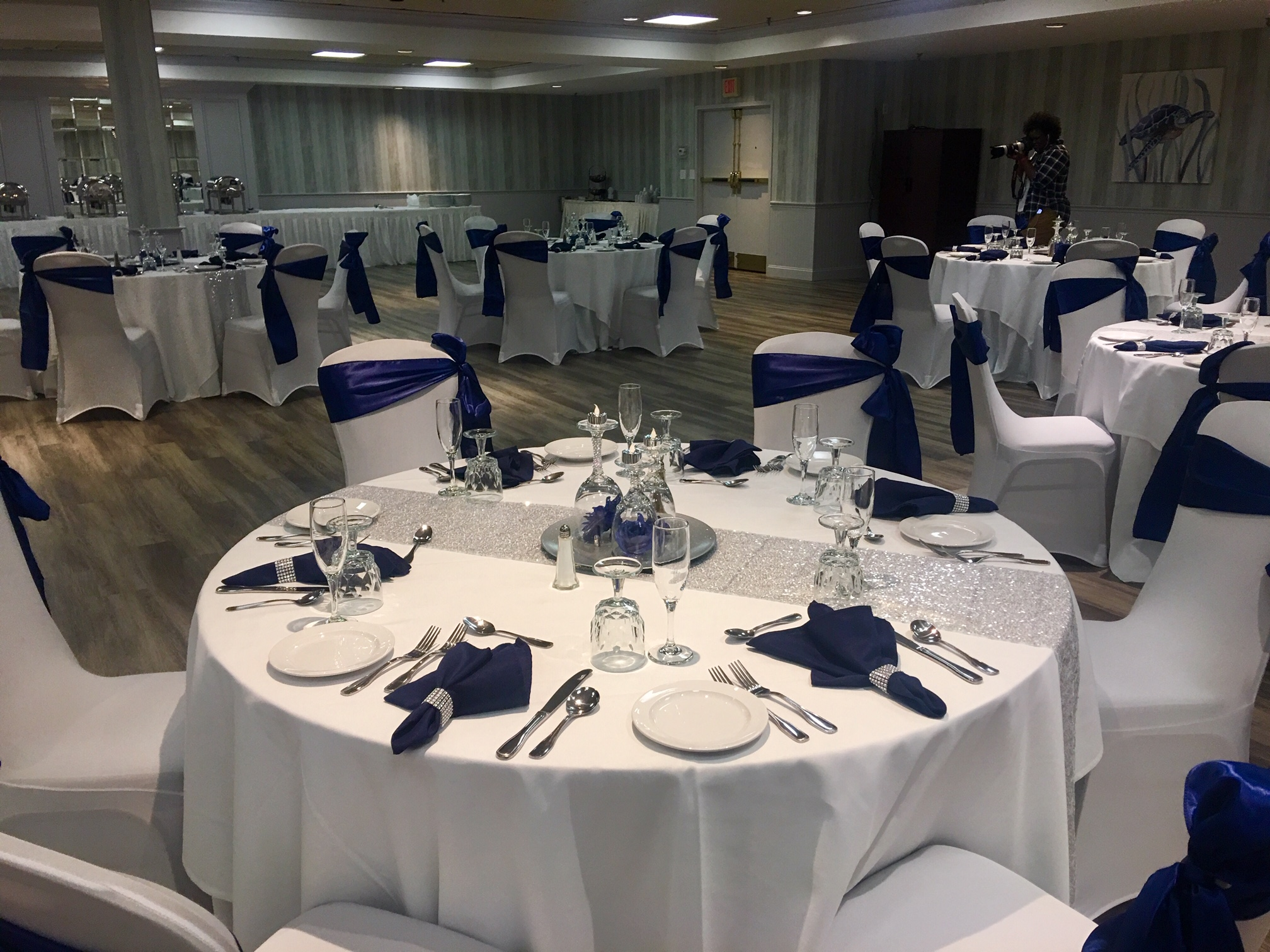 Crystal Room Wedding Function