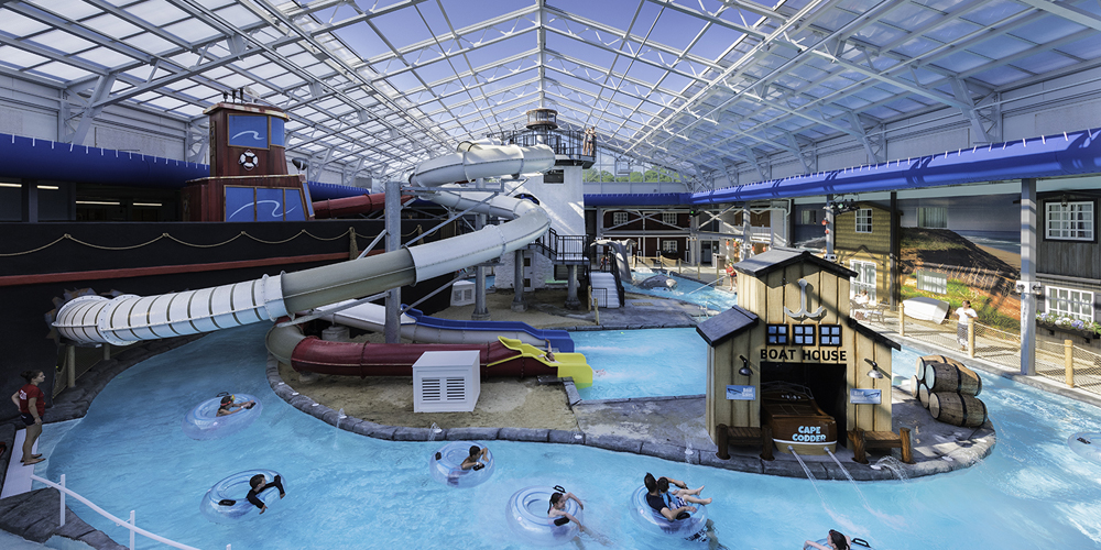 Cape Codder Water Park