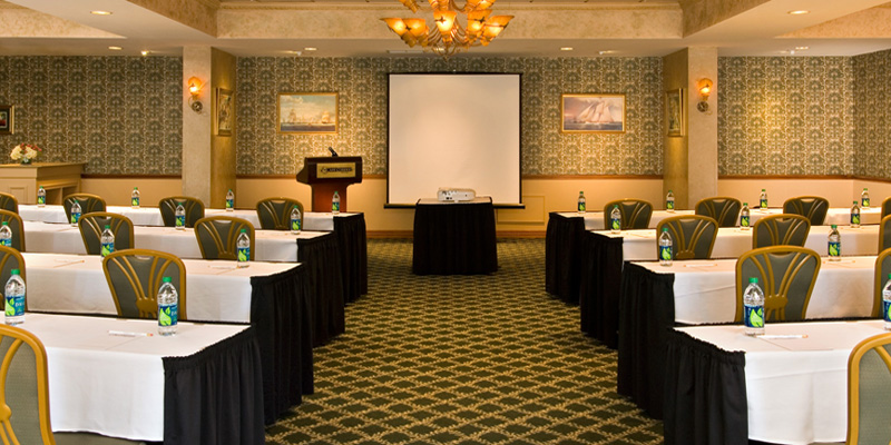 Function and Meeting Space at the Cape Codder Resort in Hyannis