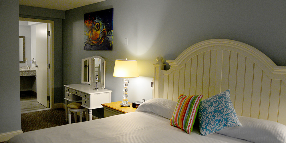 Family Suite Bedroom