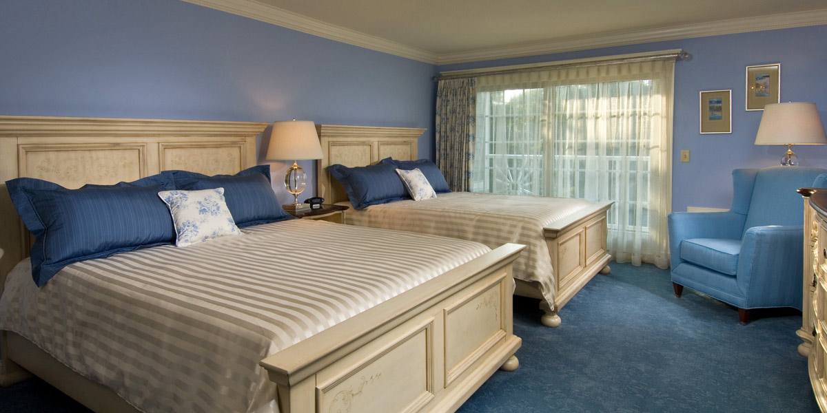 Two Queen Bedroom at the Cape Cod Residence Club