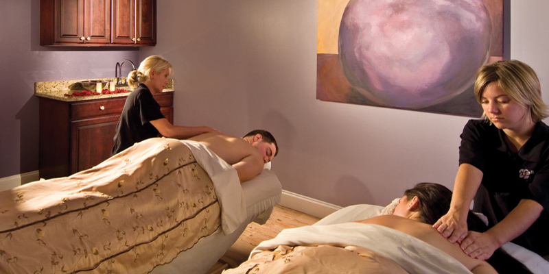 Relax in the Beach Plum Spa at the Cape Codder Resort