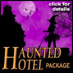 Haunted Hotel Package