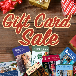Catania Hospitality Group Gift Cards - A perfect holiday gift!